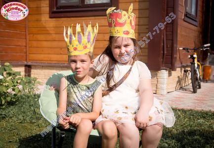 детский праздник рыцарь