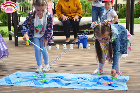 детский праздник с софией