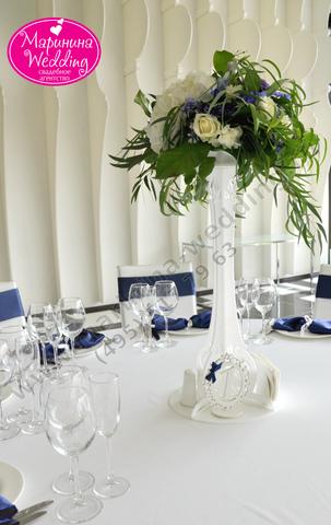 цветы на стол гостей