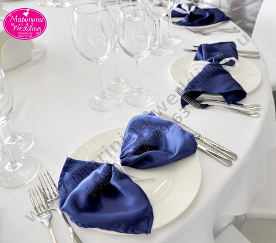 салфетки на свадьбу