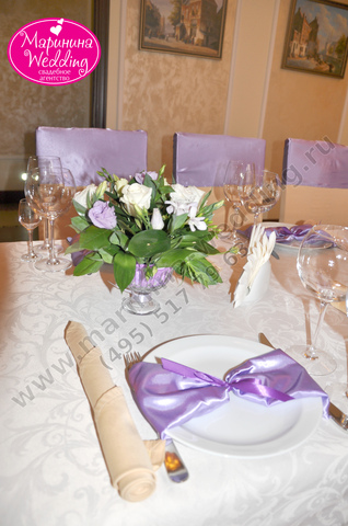 декоративные салфетки на свадьбу