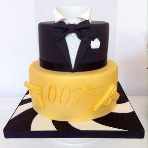 шпионский торт
