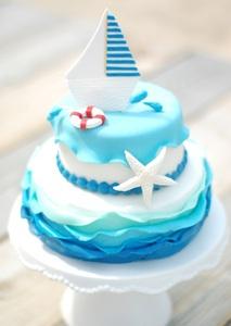 торт морской
