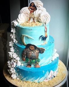 моана торт