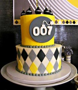 торт для шпионов