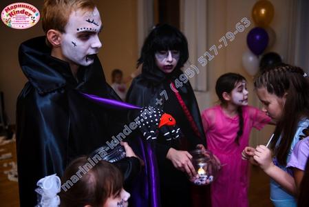 вечеринка тёмных сил