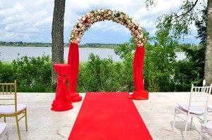 Красная свадьба с Выздной регистрацией