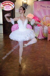 балерина на праздник