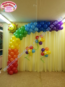 оформление в детском саду