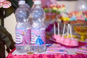 сладкий стол принцессы