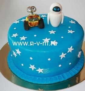 детский торт вилли
