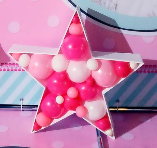 звезда для декора