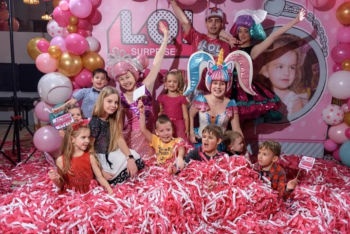 розовая дискотека 6