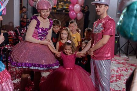 розовая дискотека 10