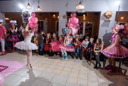 балерина на лол