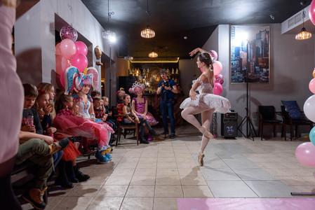 балерина на лол 2