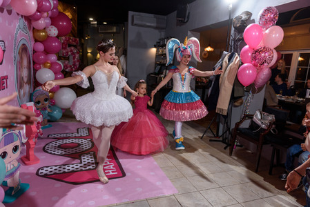 балерина на лол 4