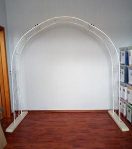 арка кованная
