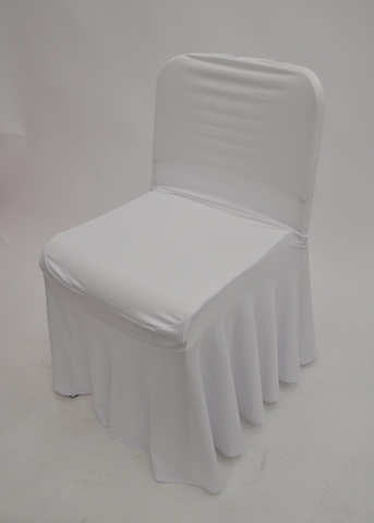 Чехол на стул юбочка