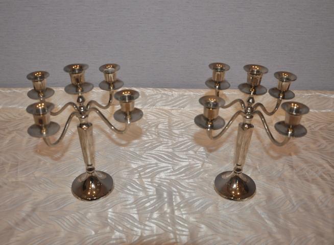 Кандилябр на пять свечек