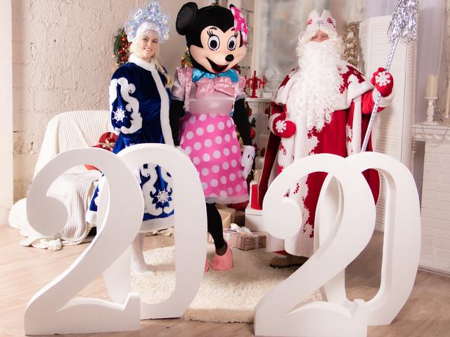 новогодняя сказка с мышкой