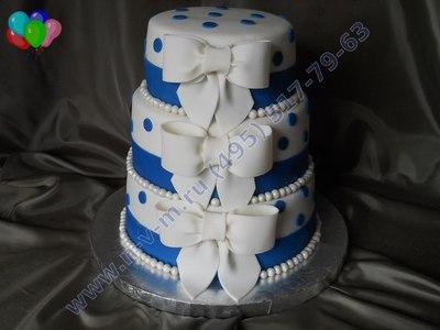 свадебный торт химки