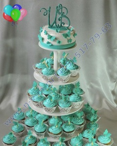 свадебные капкейки москва