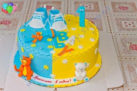 детский торт долгопрудный