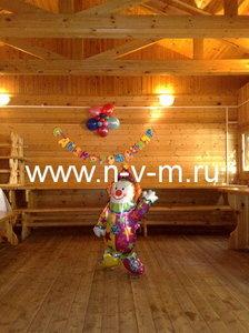 Ходячок клоун