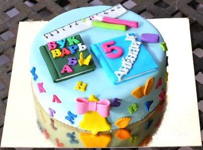 школьный торт