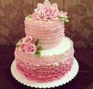 торт на свадьбу лобня