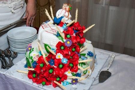 украинсий торт