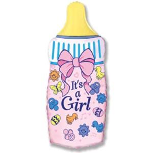 шар булылка на выписку девочки