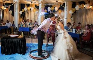 Развлекательная программа на свадьбу