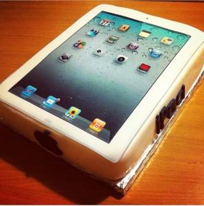 торт для подростков