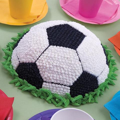 Торт для мальчика футбольный мяч своими руками