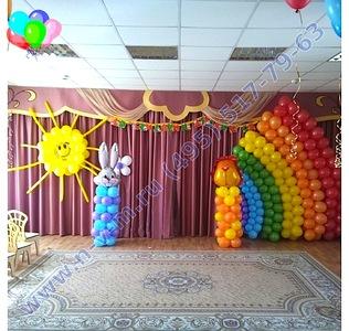 детский сад выпускной