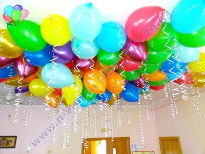 гелиевые шары в детский сад