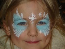 аквагримм на детский праздник