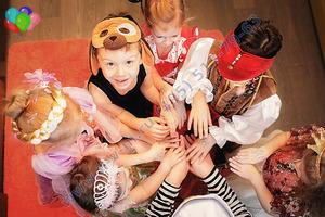 организация детского праздника москва
