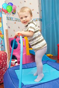 батут на детский праздник