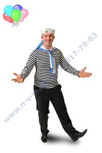 морячок на детский праздник