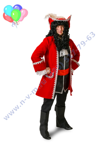 мушкетер на детский праздник