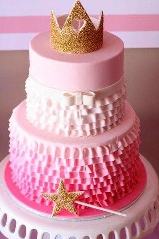 Торти для принцеси фото