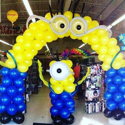 детские воздушные шары