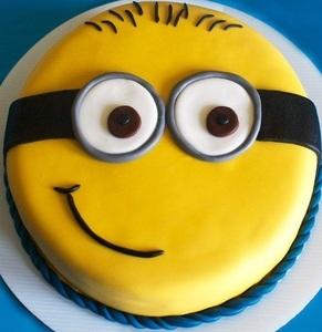 тортик миньон на день рождения